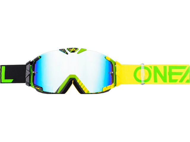 ONeal B-30 Goggles gul/sort